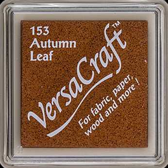 VersaCraft Mini-Stempelkissen Chocolate