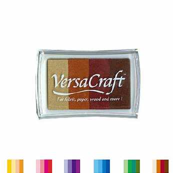 VersaCraft Mini Stempelkissen Lemon Yellow