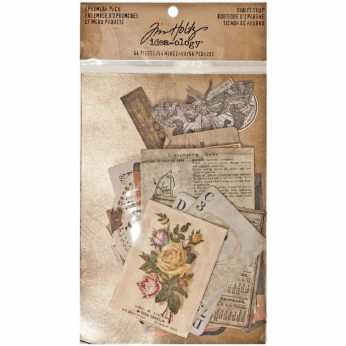 Tim Holtz Journaling Tickets