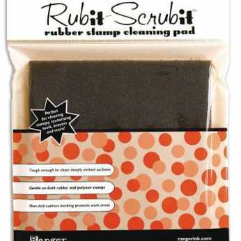 Rubber Stamp Cleaning Pad