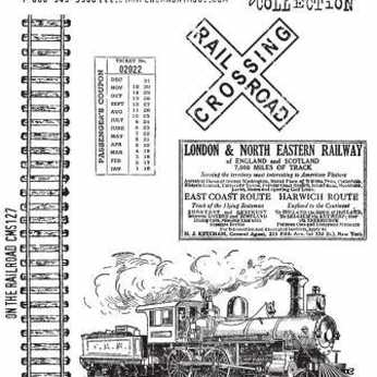 Tim Holtz Stempel Collection travel labels