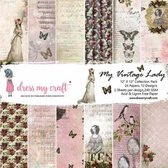 Dress My Craft Collection Pack Be Mine