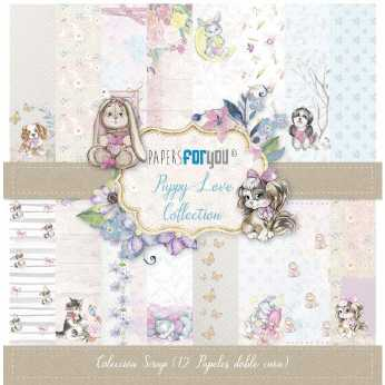 Papers for You Paper Pack Cute little Bunnies & B.