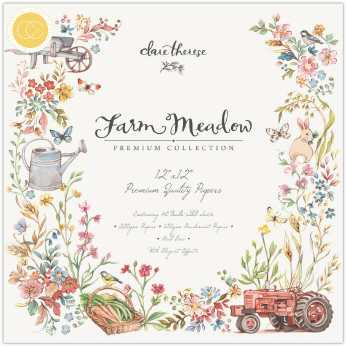 Craft Consortium Papierblock Farm Meadow