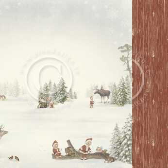 Pion Design A Woodland Christmas Tale