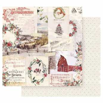 Echo Park Scrapbookingpapier Holiday Greetings
