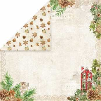 Scrapbookingpapier Winter Dream 04