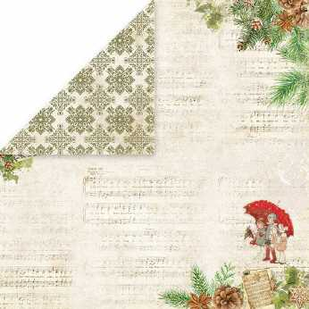 Scrapbookingpapier Winter Dream 06