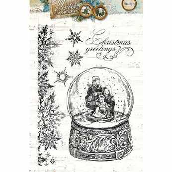 StudioLight Clearstamps Winter Memories No. 116