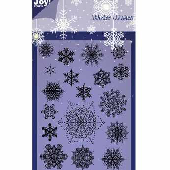 Joy Crafts Winter Wishes