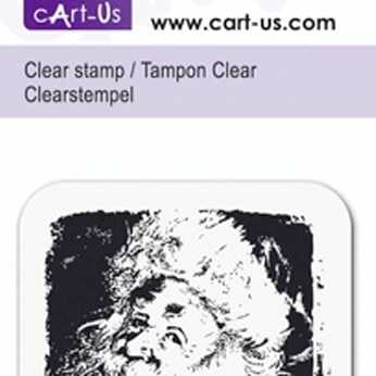 cArt-Us Clear Stamp Weihnachtsmann