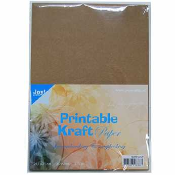 Joy Crafts Printable Kraft paper A4